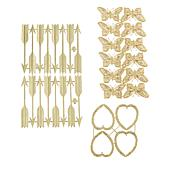 Anna Griffin® Lovely Dresden Trims and Embellishments