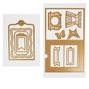 Anna Griffin® Slider Card Die Set