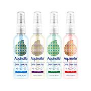 Aquinelle Toilet Tissue Mist 4-piece Travel Pack