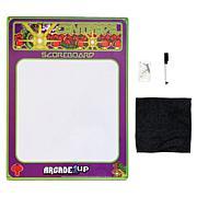 """Arcade1Up 24"""" Centipede Tin Dry Erase Scoreboard"""