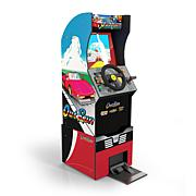 Arcade1Up Outrun Stand Up Edition w/Driving Controls, Riser, & Marquee