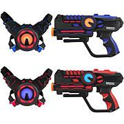 ArmoGear 2-Pack Infrared Laser Tag Set