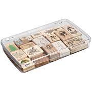 Art Bin Clear Single Compartment Storage Box
