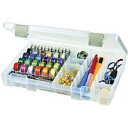 ArtBin Sew-Lutions Bobbin and Supply Box - Translucent