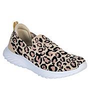 """""""As Is"""" Tony Little Cheeks® Fit Body Shape Knit™ Slip-On Sneaker"""