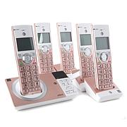 AT&T 5-Handset Cordless Phone System with Smart Call Block