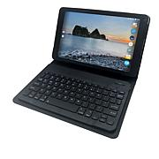 "Azpen 10.1"" 64GB Android Tablet w/500MB Data for Life"