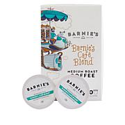Barnies 30-count Single Serve Cafe Blend Coffee Pods