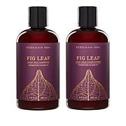 Beekman 1802 Fig Leaf Goat Milk Shampoo & Conditioner Set