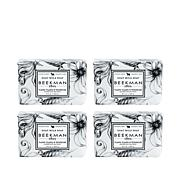 Beekman 1802 Ylang Ylang & Tuberose  Bar Soap 4pc Set Auto-Ship®
