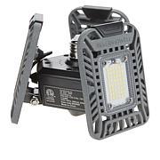 Bell + Howell TriBurst Deluxe 144 LED 3-Panel Socket Light