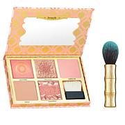 Benefit Cosmetics Blush Bar Cheek Palette with Brush