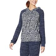 Billy T Mix Jungle Pullover Hooded Long-Sleeve Sweatshirt