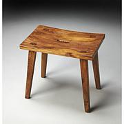 Butler Specialty Kirill Sheesham Wood Stool