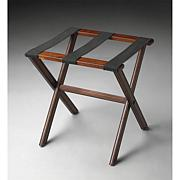 Butler Specialty Plantation Cherry Luggage Rack
