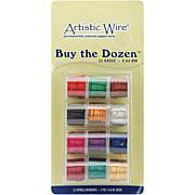 Buy The Dozen Colored Copper Wire - 22 Gauge