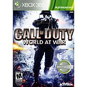 Call Of Duty: World At War X360
