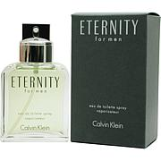 Calvin Klein Eternity Eau De Toilette Spray - 1.7 oz.