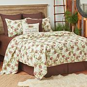 C&F Home Cooper Pines Quilt Set