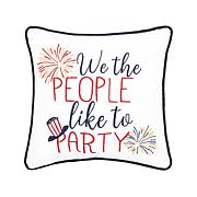 C&F Home We The People Pillow