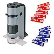 Carson Optical MicroFlip LED and UV Microscope