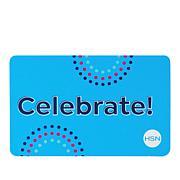 Celebrate HSN Gift Card