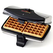 Chef's Choice WafflePro Dual-Square Waffle Maker