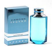 Chrome Legend By Azzaro Mens Eau De Toilette Spray - 4.2 fl. oz.