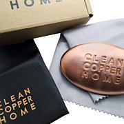 Clean Copper Home Copper Bar
