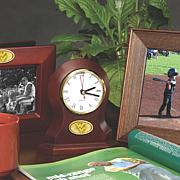 Collegiate Desk Clock - West Virginia
