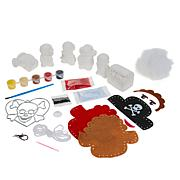 Colorbok Pirate Kids Craft Bundle