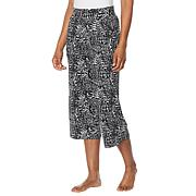 Comfort Code Cropped Wide-Leg Pant with Pockets