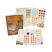 Complete Lincoln Memorial Uncirculated Set with Album