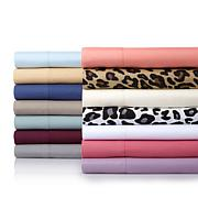 Concierge Collection 4pc Microfiber Sheet Set - King