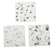 """Crafter's Companion """"Cozy Christmas"""" Background Rotation Stamps"""