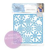 Crafter's Companion Create-A-Card Dendritic Crystal Die