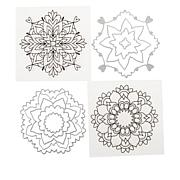 Crafter's Companion Gemini Mandala Circles Stamp and Die Set