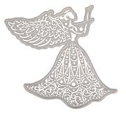 Crafter's Companion Guardian Angel Christmas Die