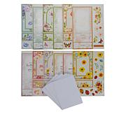 Crafter's Companion Open-Front Easel Card-Making Kit