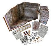 Crafter's Companion Sara Signature Vintage Diary Mega Craft Bundle