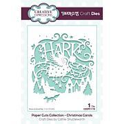 Creative Expressions Paper Cuts Scene - Christmas Carols Craft Die