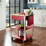 Crosley Culinary Prep Kitchen Cart