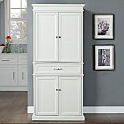 Crosley Parsons Pantry - White