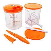 Cuisinart 4-Cup Prep Express Set with Ceramic Knife