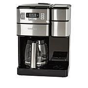 Cuisinart Coffee Grind & Brew 12-cup & Single Serve Bundle