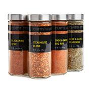 Curtis Stone Secret Weapon 4-pack 4 oz. Jar Spice Set