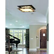 Dale Tiffany Sundance Flush-Mount Light