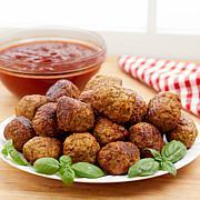 Damiano 3 lbs. of 2 oz. Meatballs with Marinara Sauce