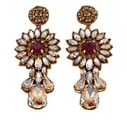 "deepa by Deepa Gurnani®  ""Jemma"" Beaded Drop Earrings"