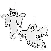 Design Imports 2-piece Hanging Foam Ghosts Set